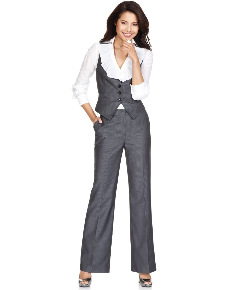 Excellent Light Gray Dress Pants  Pi Pants