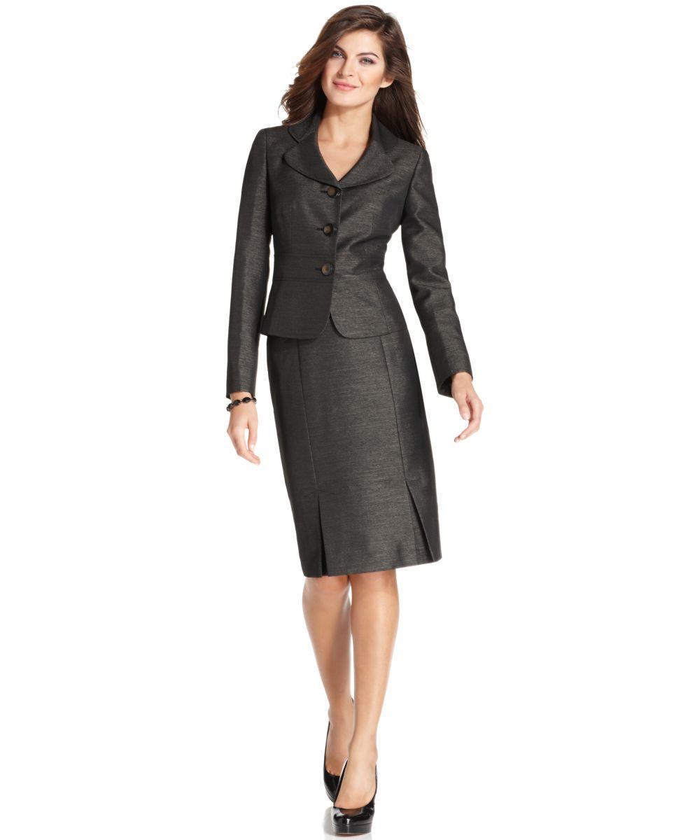 Pencil Skirt Suit Black Pencil Skirt Sui...