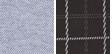 Grey Twill Weave