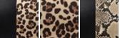 Black/Light Leopard/Gold
