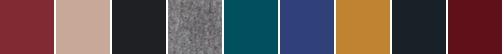 Red Star Garnet