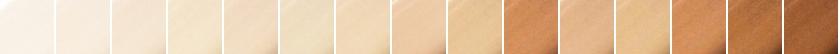 Ivory: Ultra fair, pink undertones, neutral