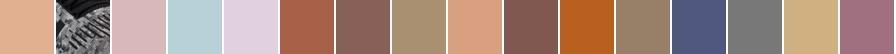 Casino - Soft Peach/Gold Shimmer