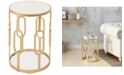 Noble House Mahalia Side Table