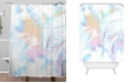 Deny Designs Iveta Abolina California Dreams Shower Curtain