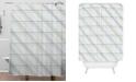 Deny Designs Iveta Abolina Adela Shower Curtain