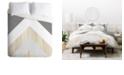 Deny Designs Iveta Abolina Chevron Peak Twin Duvet Set