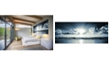 Brewster Home Fashions Tranquility Panoramic Wall Mural