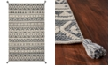 Hang Ten Malibu Encinitas 852 Grey 8' x 11' Area Rug