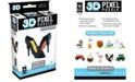 BePuzzled 3D Pixel Puzzle - Stilettos- 270 Piece