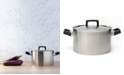 BergHOFF Ron 6.8 Qt. Stainless Steel Covered Stockpot