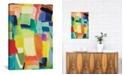 "iCanvas ""Urban Essay Xxiv"" By Kim Parker Gallery-Wrapped Canvas Print - 60"" x 40"" x 1.5"""