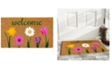 "Home & More Carmine 17"" x 29"" Coir/Vinyl Doormat"