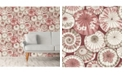 "Brewster Home Fashions Mikado Parasol Wallpaper - 396"" x 20.5"" x 0.025"""
