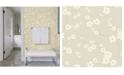 "Brewster Home Fashions Sakura Floral Wallpaper - 396"" x 20.5"" x 0.025"""