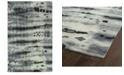 "Kaleen Brushstrokes BRS03-75 Gray 3'6"" x 5'6"" Area Rug"