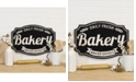 "VIP Home & Garden VIP Home International Metal ""Bakery"" Sign"