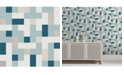 "A-Street Prints A-Street 20.5"" x 396"" Prints Alby Geometric Wallpaper"