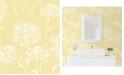 """Advantage 20.5"""" x 369"""" Garvey Dandelion Wallpaper"""