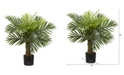"""Nearly Natural 26"""" Robellini Palm Artificial Tree"""