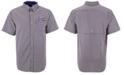 Columbia Men's Kentucky Wildcats Super Harborside Button Up Shirt