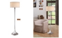 "Artiva USA Florenza 63"" Dual Light LED Floor Lamp with Dimmer"