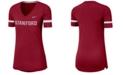 Nike Women's Stanford Cardinal Fan V-Neck T-Shirt