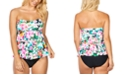 Island Escape Honey Bloom Tiered Bandini & Bottoms, Created for Macy's