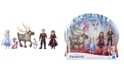 Frozen Disney Frozen Adventure Collection, 5 Small Dolls from Movie, Anna, Elsa, Kristoff, Sven, Olaf, and Gale Accessory