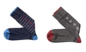 Johnston & Murphy Airplanes Socks