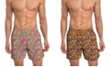 Nick Graham Men's Modern Fit Quick Dry 6'' Swim Trunks
