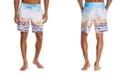 """Brooklyn Brigade Men's Standard-Fit 7.5"""" La Jolla Swim Trunks"""