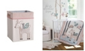Levtex Baby Everly Square Hamper