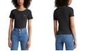 Levi's Women's Honey Ribbed Logo T-Shirt