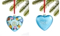Holiday Lane San Francisco Glass Heart 2020 Ornament, Created for Macy's