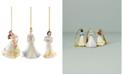 Lenox CLOSEOUT! Princess 3-Piece Mini Ornament Set