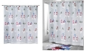 "Avanti Snowy Friends 72"" x 72"" Shower Curtain"
