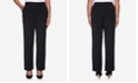 Alfred Dunner Women's Missy Catwalk Twill Proportioned Medium Pant
