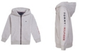 Tommy Hilfiger Little Boys Arnold Full Zip Hoodie