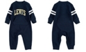 Levi's Baby Boys Waffle Knit Coverall