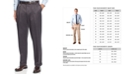 Dockers Men's Stretch Relax Fit Iron Free Khaki Pants Pleated D4