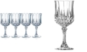 Longchamp Diamax Goblets (Set of 4)