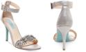 Betsey Johnson Betsey Johnson Gina Embellished Evening Sandals