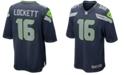 Nike Men's Tyler Lockett Seattle Seahawks Game Jersey