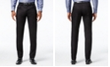 INC International Concepts I.N.C. Men's Deep Black Stretch Pants, Created for Macy's
