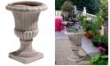 """Noble House Orren Italian 26"""" Urn Planter"""