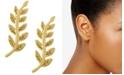 RACHEL Rachel Roy Gold-Tone Vine Ear Crawlers