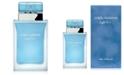 Dolce & Gabbana DOLCE&GABANNA Light Blue Eau Intense Eau de Parfum Spray, 1.6 oz