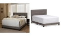 Furniture Cadney Platform Bed Collection, Quick Ship