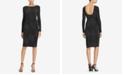 Lauren Ralph Lauren Petite Metallic Jacquard Dress